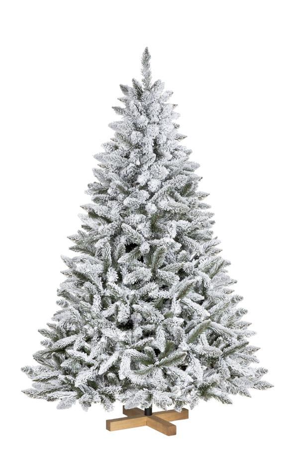 Искусственная елка Ель Естественная со снегом