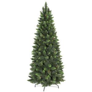 Искусственная елка Естественная сосна зеленая slim