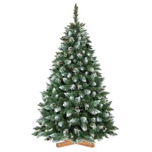 Искусственная елка Сосна естественная покрыта снегом