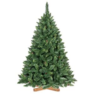 Искусственная елка Сосна натуральная зеленая