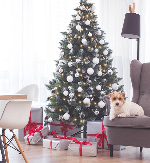 Рождественские украшения FairyTrees