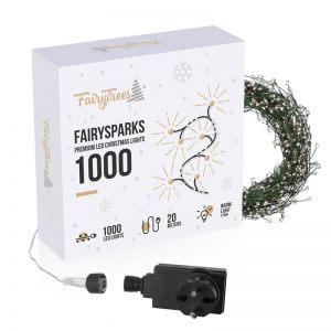 Светодиодные елочные огни FairySparks 1000