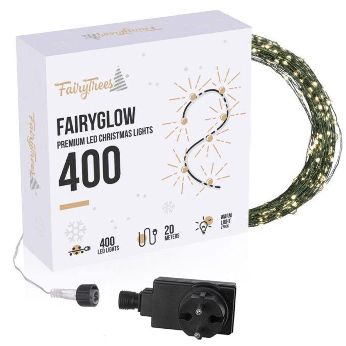 Рождественские светодиодные фонари FairyGlow 400